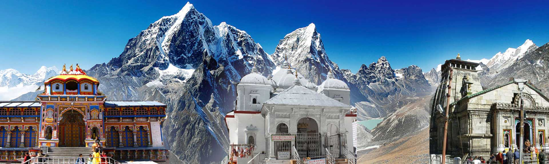 Char Dham Special Tour Packages