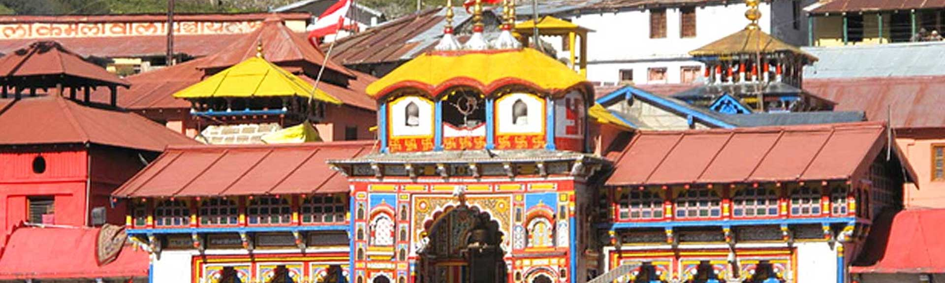 Single Dham (Ek dham) yatra packages
