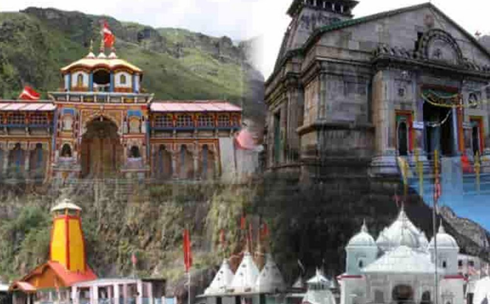 CHARDHAM YATRA TOUR PACKAGE – FROM HARIDWAR & DELHI