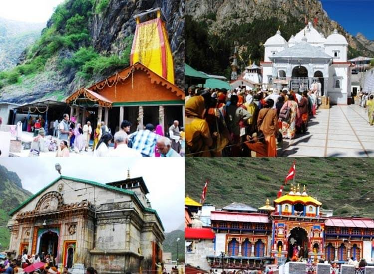 Best Chardham Package from Haridwar